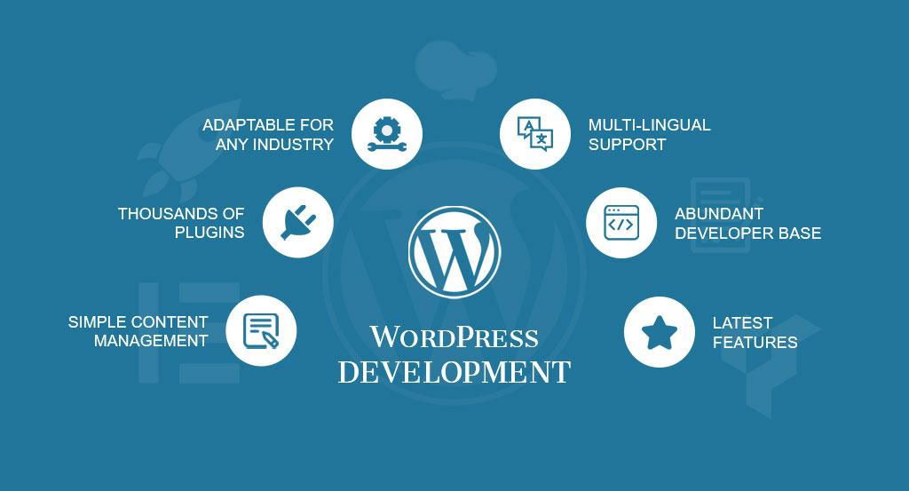 Wordpress Web Designer, Web designer for the wordpress CMS platform